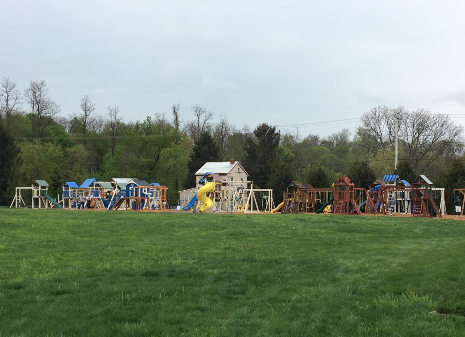 Hosting playground