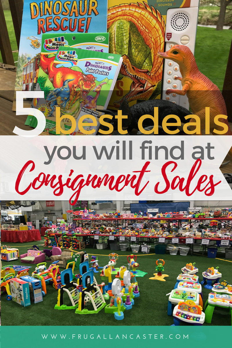 5293b9b8fb6 5 Best Deals You ll Find at Kids Consignment Sales - Frugal Lancaster