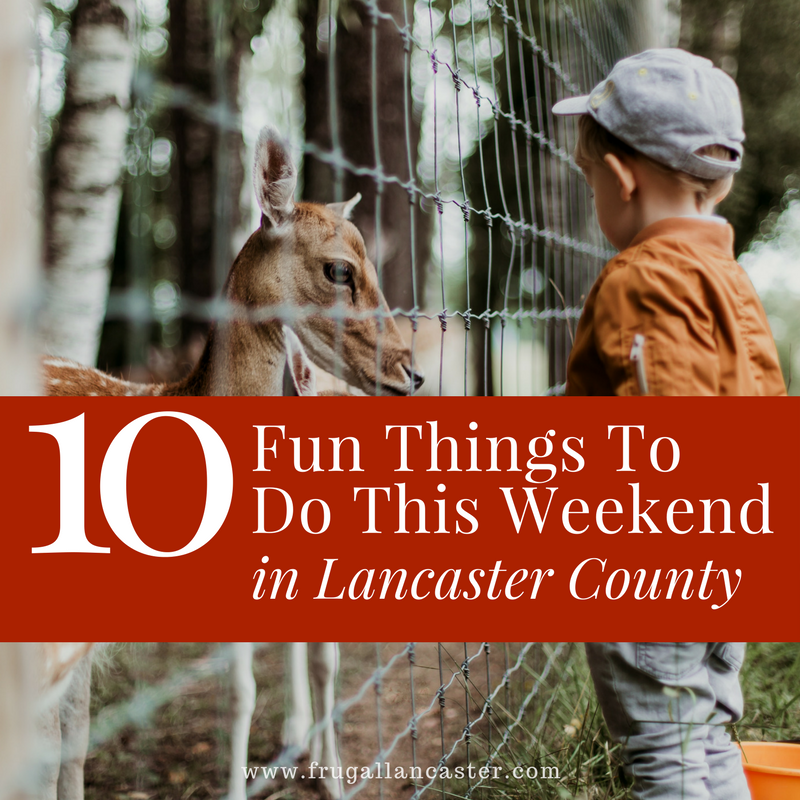 10 Fun, Family Things To Do This Weekend In Lancaster