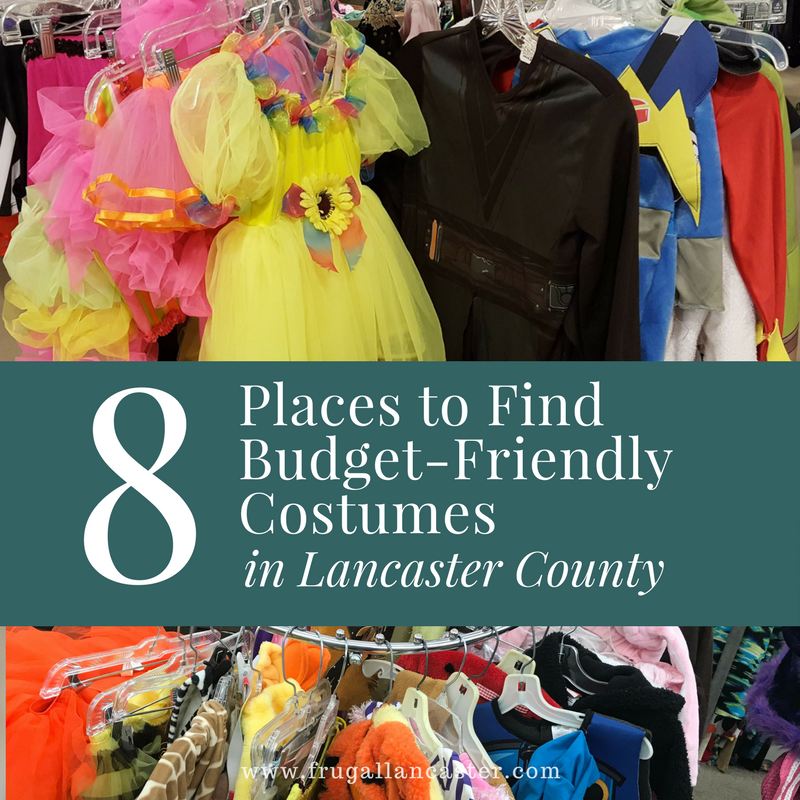 Maybe you donu0027t have time to make a DIY costume but you want to find something budget-friendly? Here are some budget-friendly places to find ... & Places to Buy Budget-Friendly Costumes in Lancaster County - Frugal ...