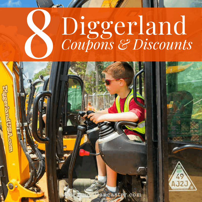 8 Ways To Save On Diggerland Usa Tickets Frugal Lancaster