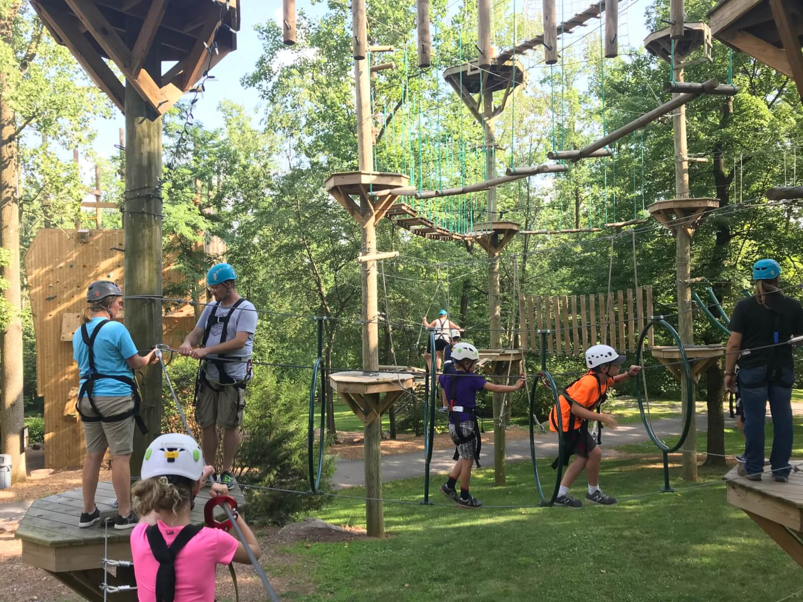 5 Ways To Save On Refreshing Mountain Zipline Obstacle Course